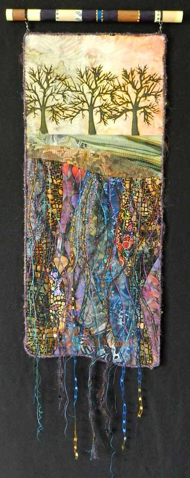 Fiber Art Quilts Landscape
